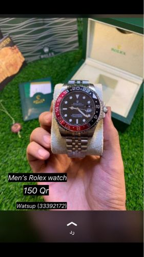 Men's Rolex watch ....