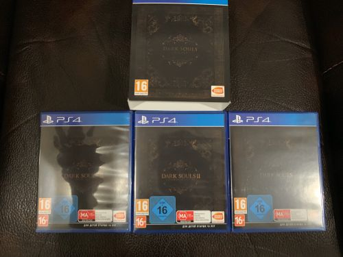 Dark souls collection