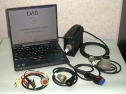 Star Diagnosis , for Mercedes-Benz truck