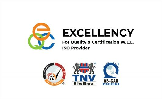 ISO Certificates for all activities