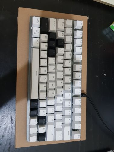 60% Mechanical keyboard brown switch
