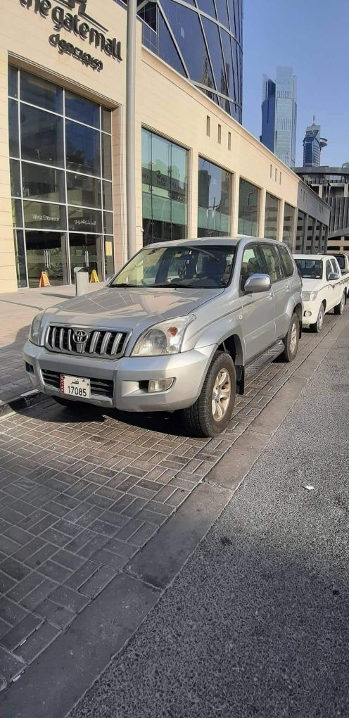 Prado 2007 in good condition Sale only