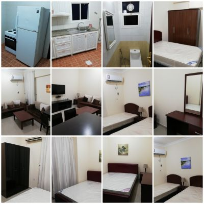 Furnished Flat 2Bedrooms in Oldairport