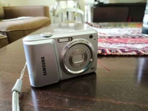 Samsung camera perfect condition