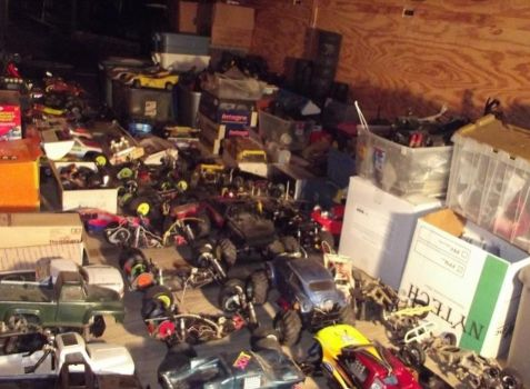Rc cars spare parts