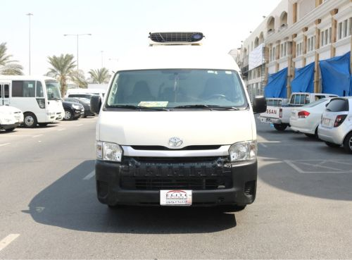 Toyota Hiace Chiller 2014
