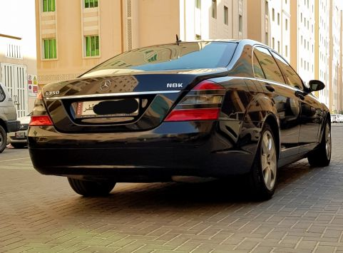 33,000 km only (mercedes S350)