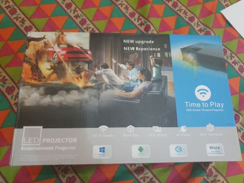 projector smart android