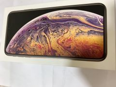 iPhone X max rose gold