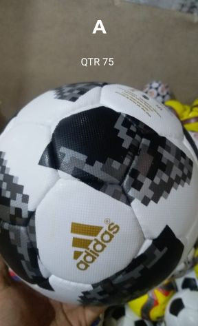 Football made in Sailkot Pakistan Origin