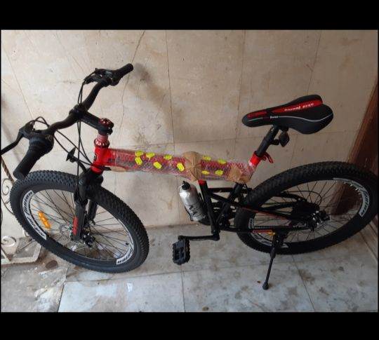 skin fusion Folding Bike 26inches size