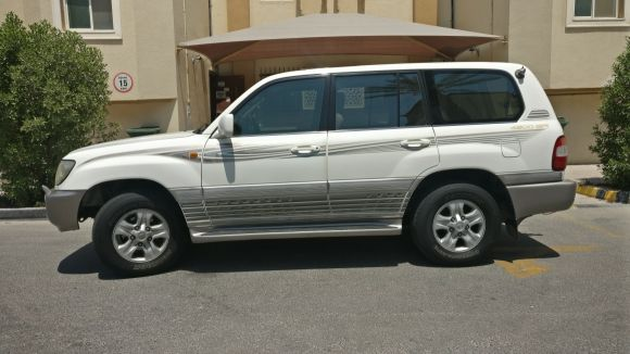Toyota Land Cruiser GXR Limited 2007