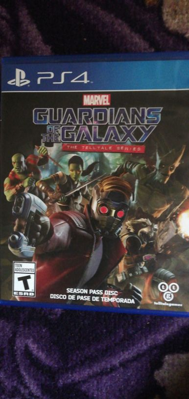 Guardians Of Galaxy For Sale