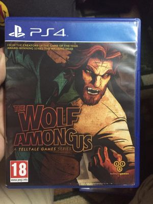 Wolf Among Us For Sale