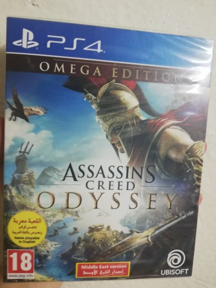 Assasins Creed Odyssey Omega Edition