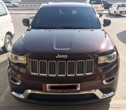 Summit 2014 Jeep Grand Cherokee