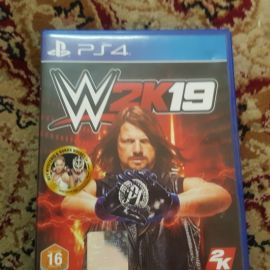 wwe 2k19 ps4 game