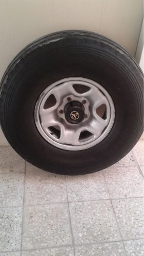 4 tyres with ring for sale