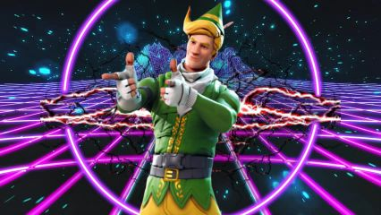Fortnite elf account 61 skins s2