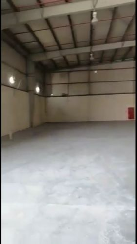 Store 600 m at industrial area