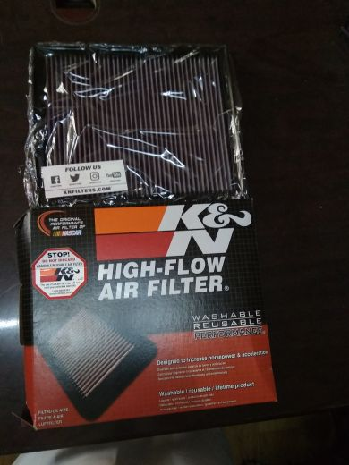 K& N   Race filter   for Nissan paltinum
