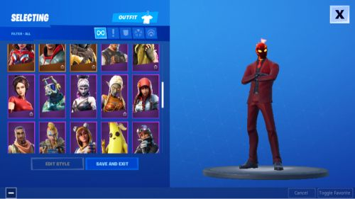 53 skin account for sale
