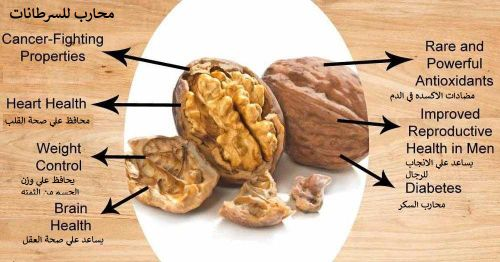 Walnut for perfect price