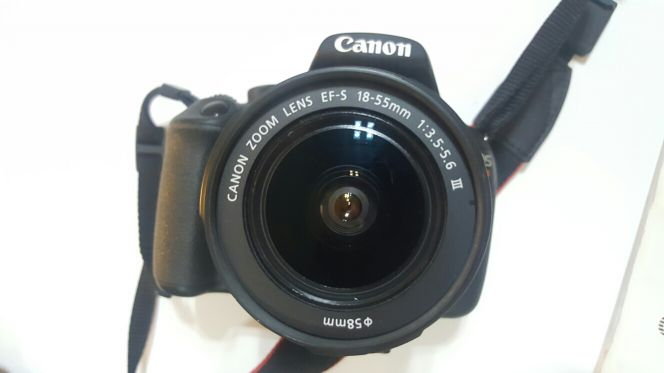 Canon EOS Rebel t5 1200d