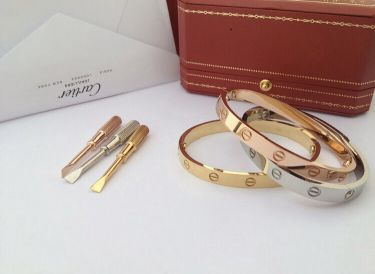 Cartier with box