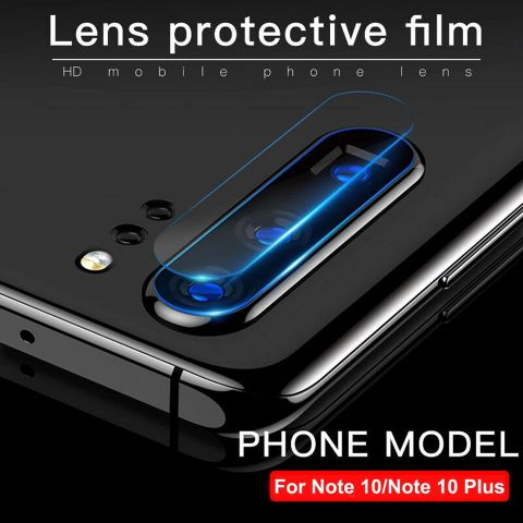 Note 10 - 10+ camera protection