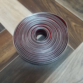 chrome strip ( 13 meters ) for cars