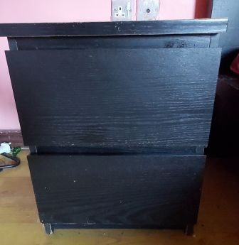 drawer 2 peices