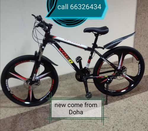 bicycle new coming from Doha