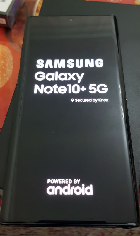Note 10+ 5G 256 Gb
