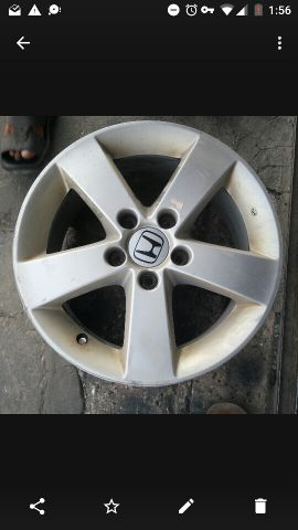 looking for Honda civic Alloy Rims
