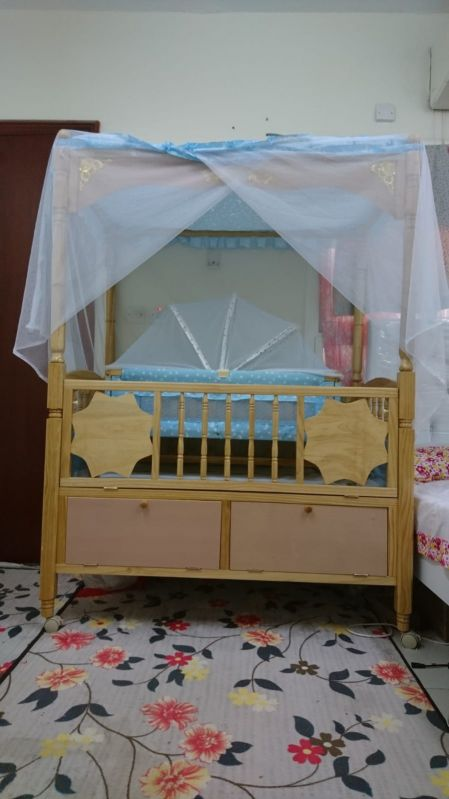 baby bed not used