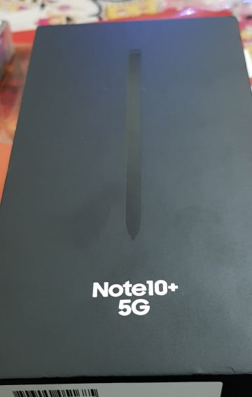 Note 10+ 5G 256GB Perfect Conditions