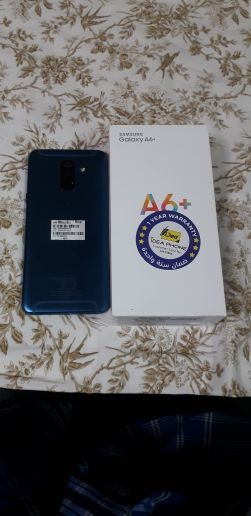 samsung A6 mobile for sale