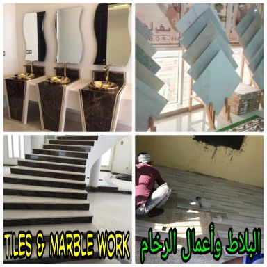 Tailes & Marbel work
