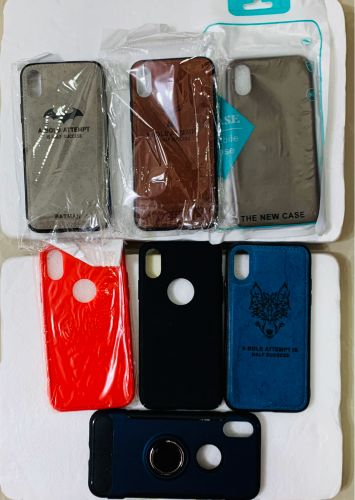 IPHONE X & IPHONE XS COVERS