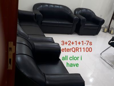 beand new sofas  for sell 3+2+1+1 QR1100