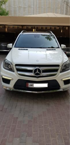 Mercedes GL 500 in good condition