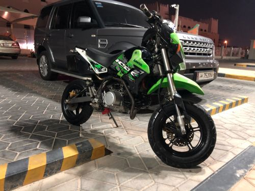 Kawasaki KSR 110 Low Mileage