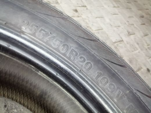 tire size 255/50/20