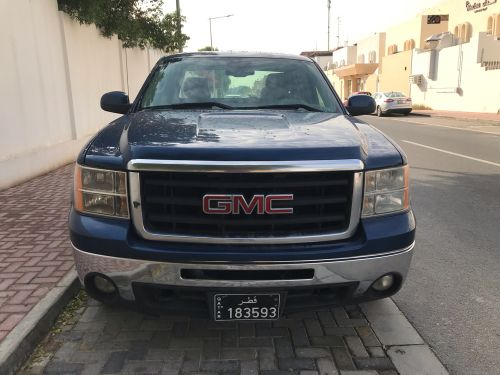 GMC SIERRA 2008 -EXTENDED CAB