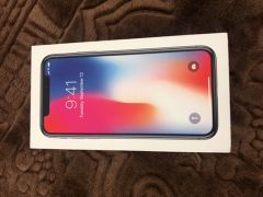 iPhone X & iPhone 8 for Sale