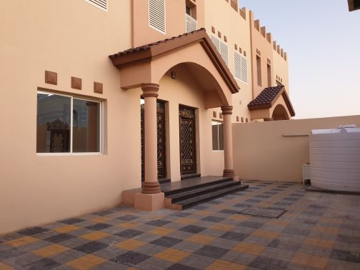 brand new villa in gharafa