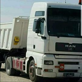 for sale mantruck 2007 with trailer 2015