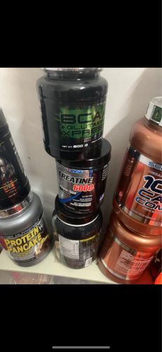 Gym Supplements