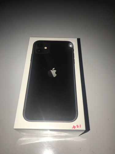 iPhone 11 - 128 GB (NEW- Sealed)